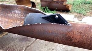 Установки Энерпром для санации (разрушения) трубопроводов