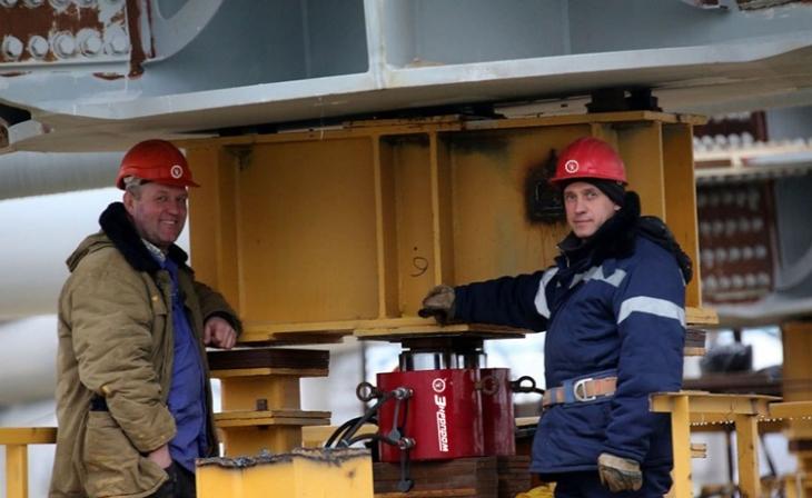 Профессиональное такелажное оборудование, такелажные системы Энерпром