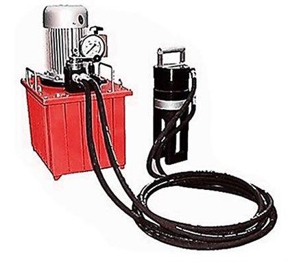 Система арматурных прессов для механического соединения арматуры муфтой