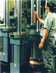 Гидроцилиндры системыклапанов на АЭС