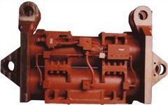 Гидроцилиндр приводагрейферного захвата