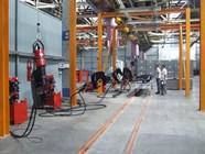 Клепаторы SKD на заводе Камаз