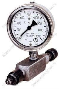 Гидравлический манометр МА100ВУ63