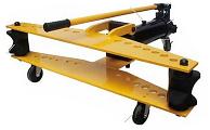 <h4>Модели ТГР1350К, ТГР2076К, ТГР20100К</h4>  <p>Рама снабжена поворотными колесами.</p>
