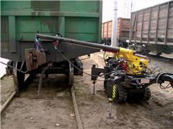 Мобильная установка на резиново- гусеничном ходу повышенной проходимости УПЛМ-1