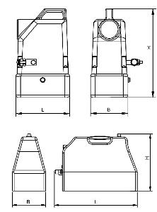 Малогабаритные двухступенчатые насосные станции НЭЭ
