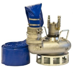 Гидравлический шламовый насос (помпа) HWP4