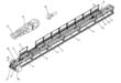 Стенд для испытаний на растяжение тормозных тяг вагонов