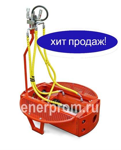Установка управляемого прокола грунта из колодца УПГК-40У