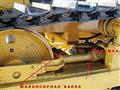 Выпрессовщик центрального пальца балансирной балки бульдозера  Caterpillar D9R
