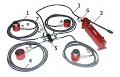 Система для опрессовки обмоток трансформаторов СООТ-1