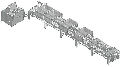 Стенд для испытания гидравлических стоек механизированной шахтной крепи, ССГ500/7000СП