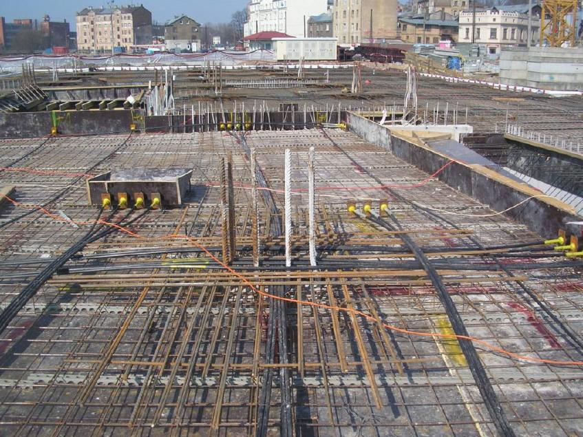Преднапряженный бетон что такое коэффициент бетонной смеси